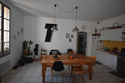 Appartement P3 90m² à Saint Laurent d'Aigouze 2/4